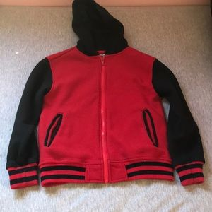Other - Red and black jacket